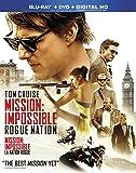 Mission: Impossible - Rogue Nation [Blu-ray + DVD + Digital HD] (Bilingual)