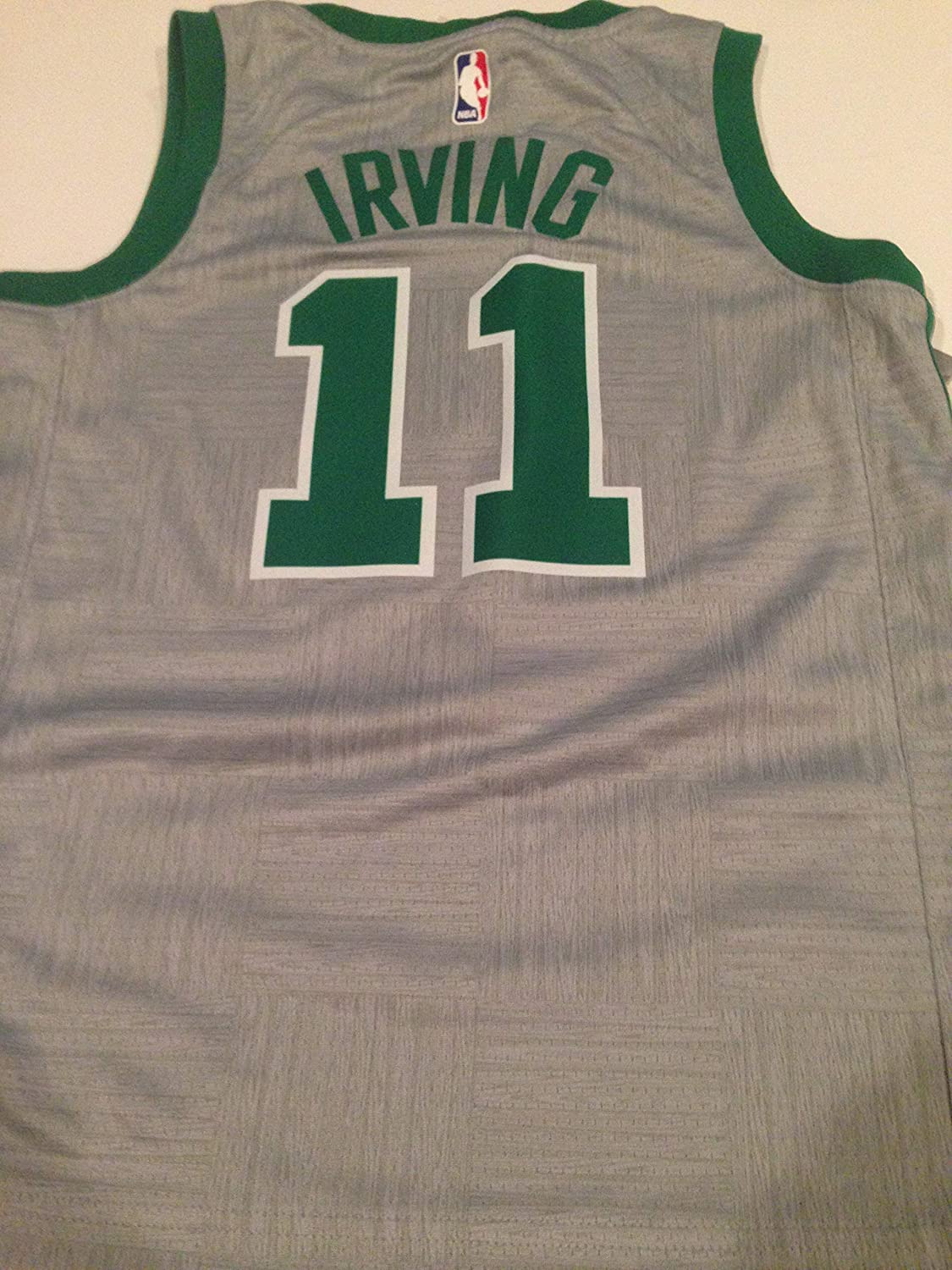 promo code 0cec7 db2a5 Amazon.com : Nike Kyrie Irving Celtics Jersey. Youth Small ...