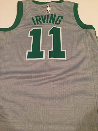 promo code b50e9 2ec87 Amazon.com : Nike Kyrie Irving Celtics Jersey. Youth Small ...