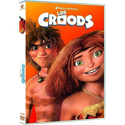 Los Croods [DVD]