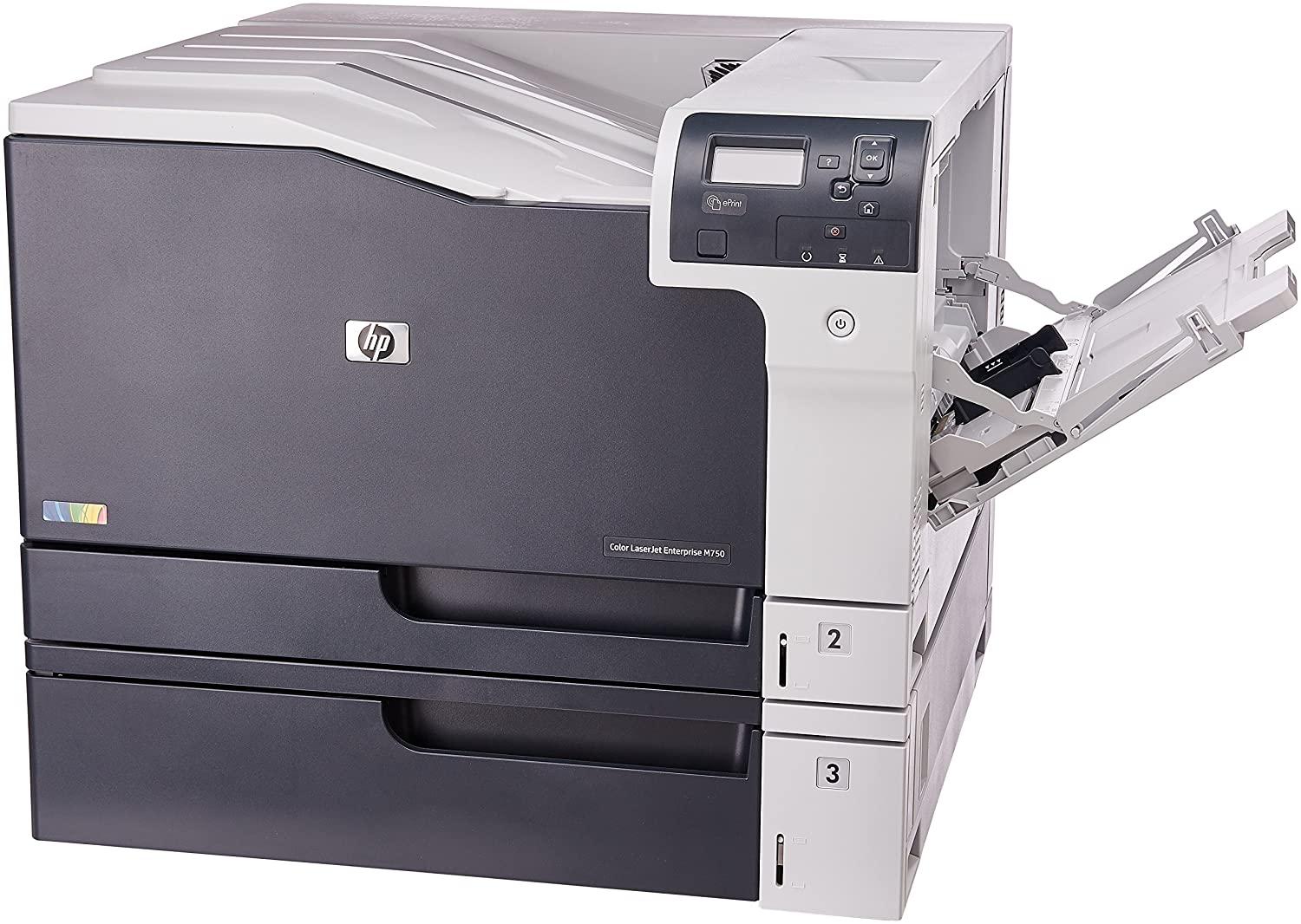 Hp m750 color printing cost per page - Amazon Com Hp Color Laserjet Enterprise M750n Laser Printer Electronics