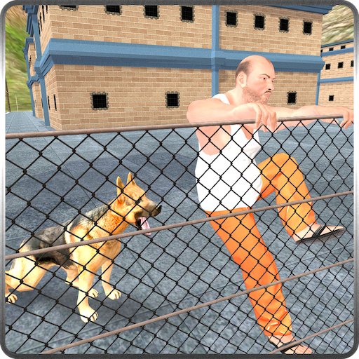 Vegas City Gangster Crime In Prison Escape Survival Mission: Police Dog Attack In Breakout jail Evolution Free Game -