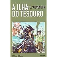 A Ilha do Tesouro - Volume 1. Coleção Farol HQ