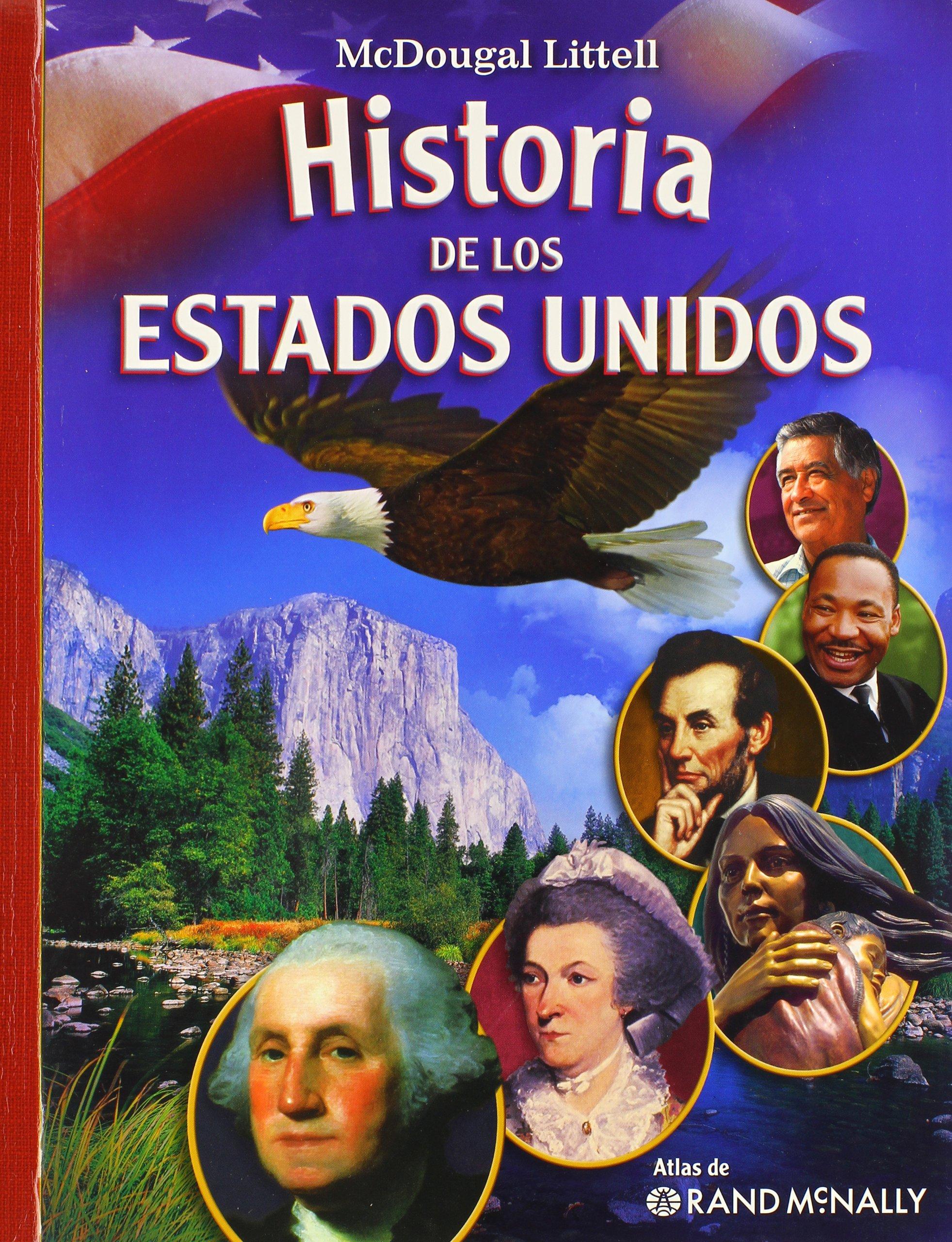 McDougal Littell Middle School American History: Spanish Student Edition 2008 (Spanish Edition) ebook