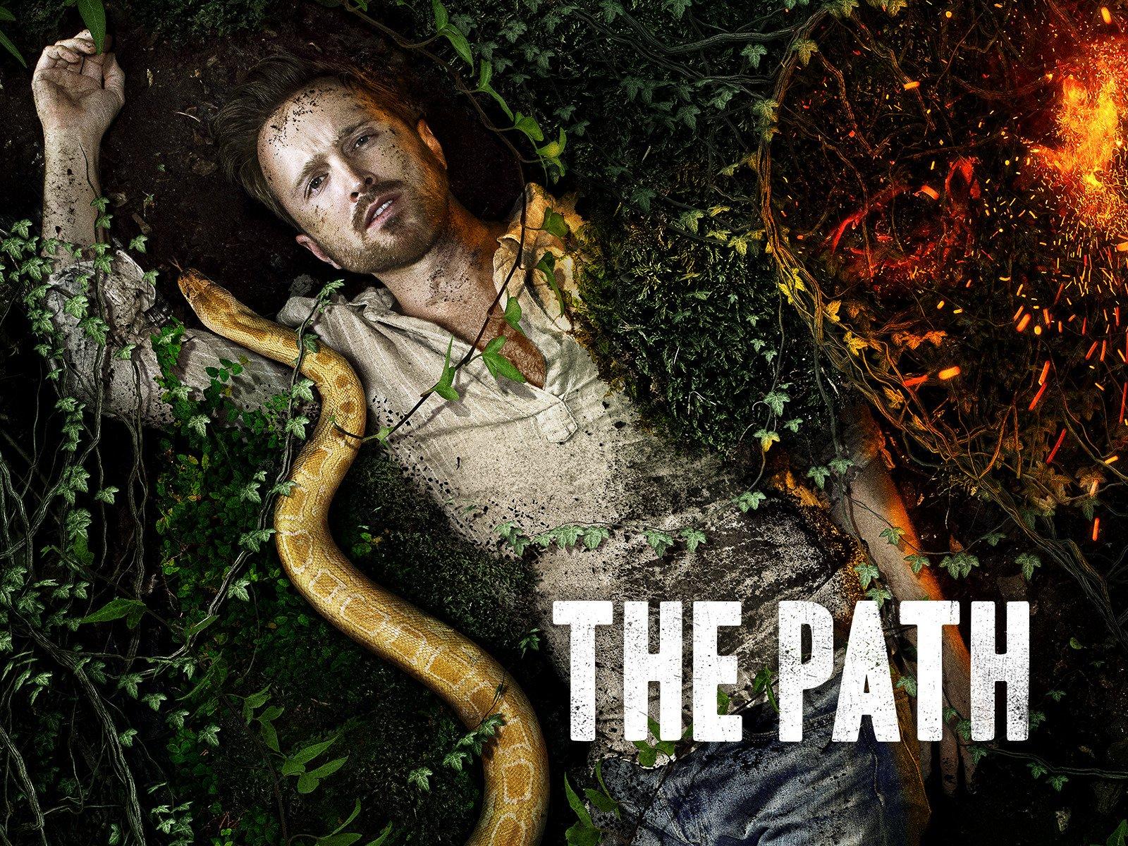 Amazon: The Path, Season 2: Aaron Paul, Hugh Dancy, Kathleen Turner,  Kyle Allen, Michelle Monaghan, Minka Kelly, Rockmund Dunbar, Stephanie Hsu:  Amazon