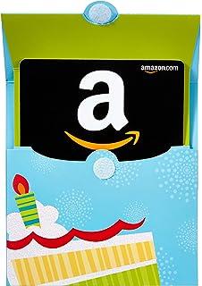Amazon Com Amazon Com Gift Card In A Greeting Card Birthday Birds