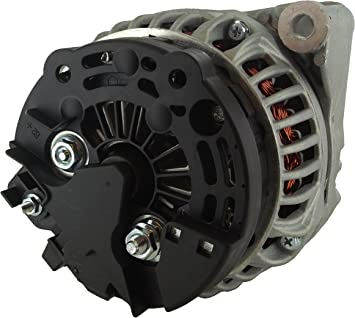 New 140 Amp Alternator Fits Saab 9-5 2.3L 140cid 2008 2009 12-77-0124 93184940