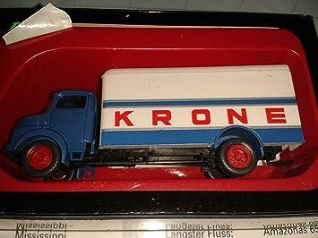 Preiser 21150 LKW mit Kofferbau Zirkus Krone
