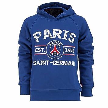Paris Saint Germain - Cazadora oficial para hombre, talla de adulto azul azul Talla:XXL: Amazon.es: Deportes y aire libre
