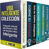 Vida Inteligente: Colección (Libros 1-6): Paquete Inicial para Pensar y Vivir de Manera Más Inteligente (Spanish Edition)