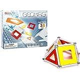 geomag kids just panels 38 piezas juego de construccin - Geomag Color 86