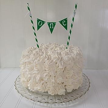 Amazoncom First Birthday Cake Topper Smash Cake Birthday Topper