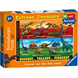 Ravensburger 5516 Extreme Dinosaurs Giant Floor Jigsaw Puzzle - 60 Pieces