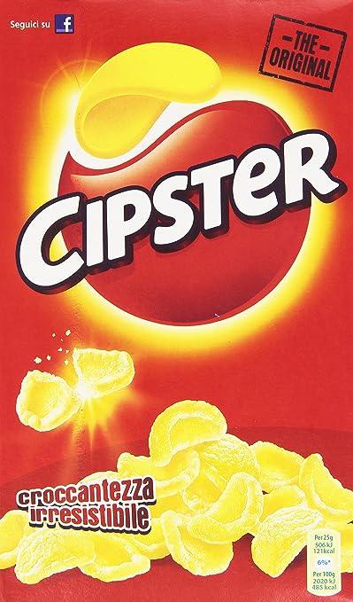 24 opinioni per Cipster- Croccantezza irresistibile, Sfogliatine di Patate Fritte- 85 g