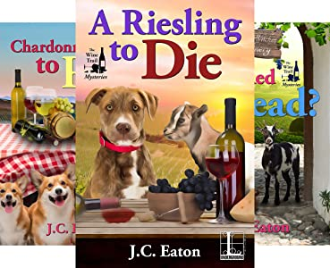 More Books by J.C. Eaton