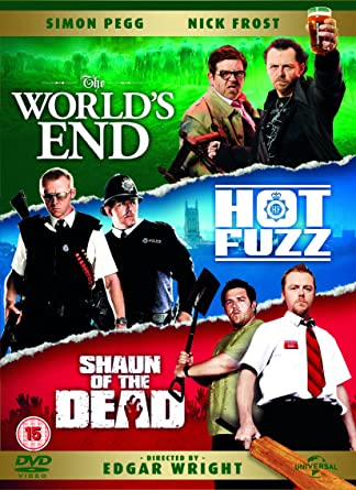 917rBZcb5wL._SY445_ the world's end hot fuzz shaun of the dead dvd 2004 amazon co uk Shaun of the Dead Meme at cos-gaming.co