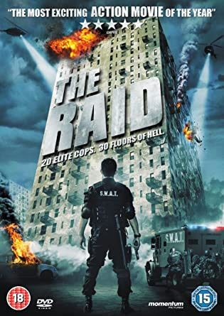 Film action Terbaik The Raid