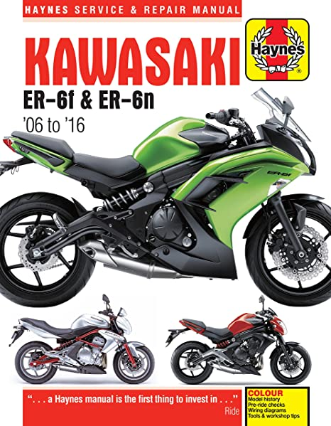 2008 ninja 650r manual car owners manual amazon com haynes manuals kaw ex er650 06 10 4874 automotive rh amazon com 2008 kawasaki ninja 650r service manual 2008 kawasaki ninja 650r owners manual fandeluxe Images