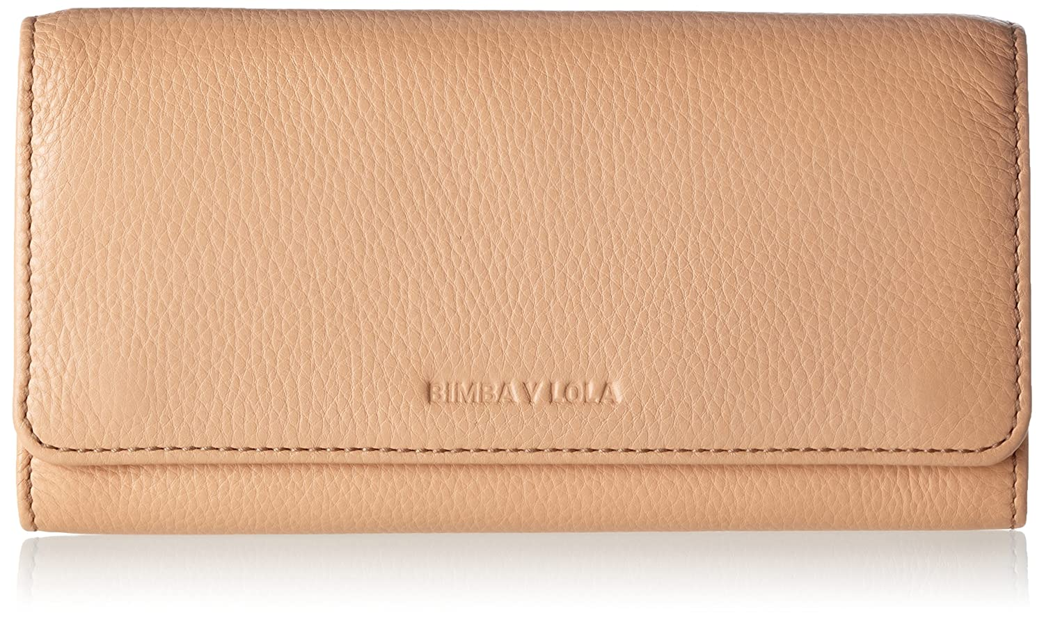 Bimba & Lola - Billetera para mujer, color salmón: Amazon.es ...