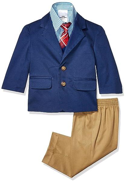 Amazon.com: Nautica - Conjunto de traje de 4 piezas para ...