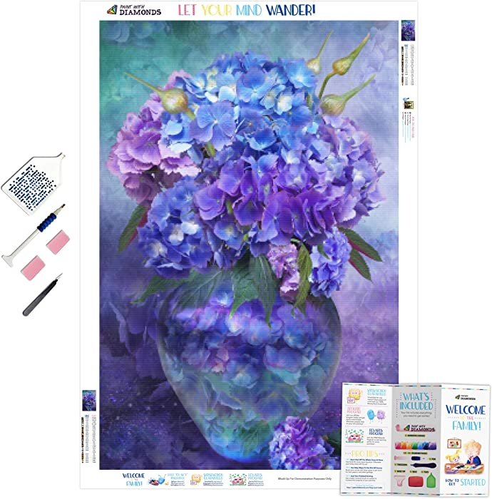 Top 10 Crystal Special Shaped Diamond Painting Dream Home