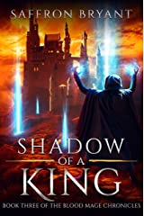 Shadow of a King (The Blood Mage Chronicles Book 3) Kindle Edition