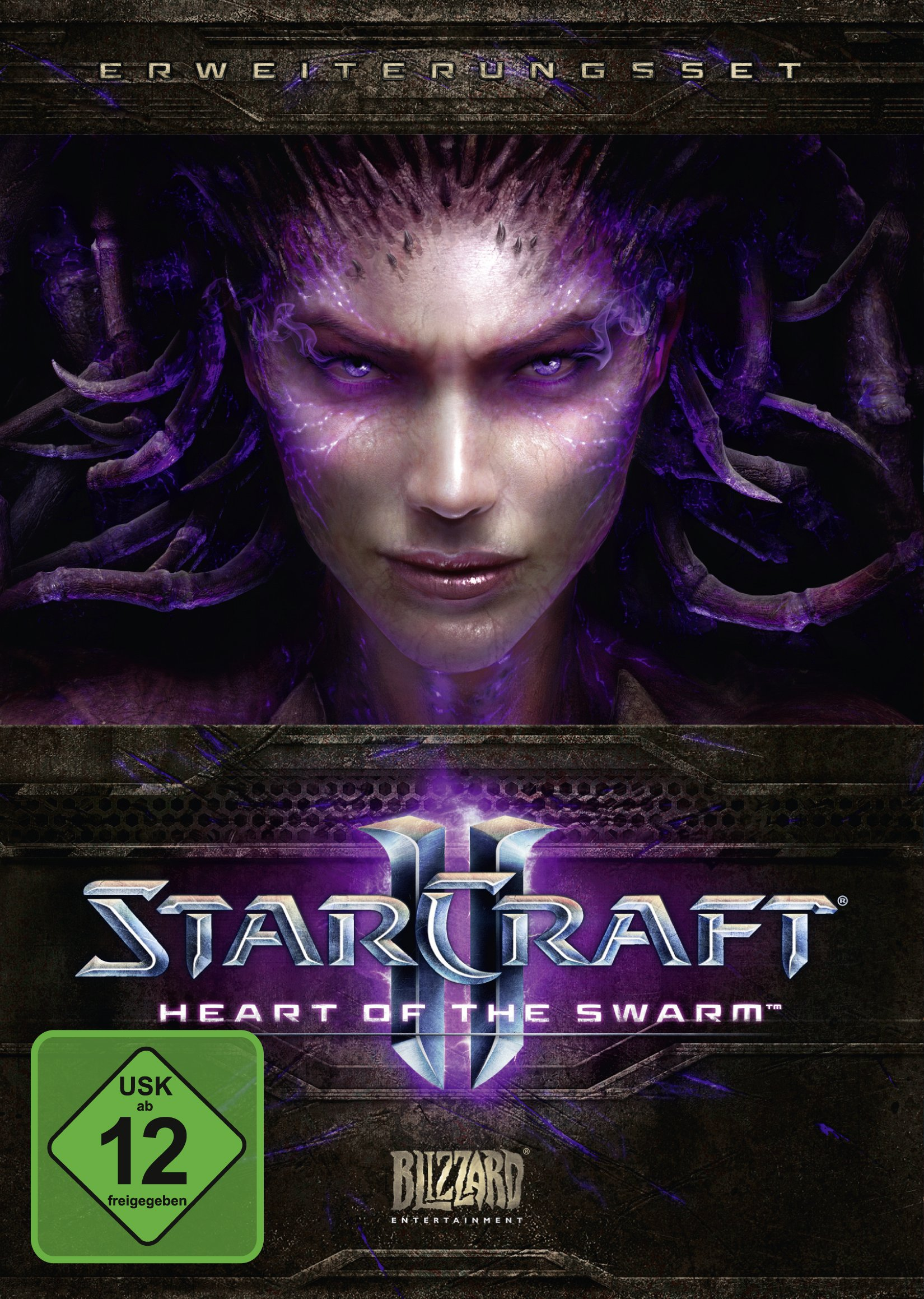 StarCraft II: Heart of the Swarm product image