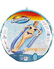 Swimways 6045237 Spring Float Materassino Amaca Galleggiante, Colori Assortiti