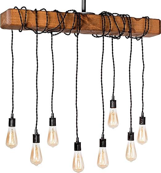 Farmhouse estilo envejecido del haz de luz Fixture – Envuelto ...