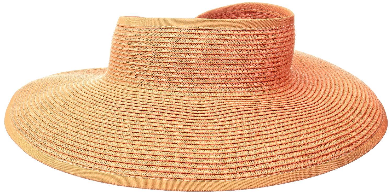 cb868d71c7e San Diego Hat Company Womens Ultrabraid Visor Ribbon Binding Sweatband  San  Diego Hat  Amazon.ca  Luggage   Bags
