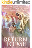 Return to Me (Book Three of the Roman Time Travel Series 3)