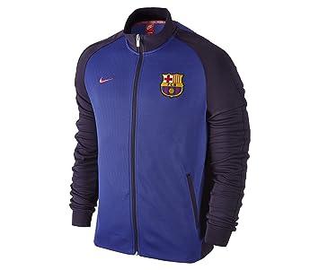 Nike FC Barcelona Auth N98 Track Chaqueta 4d0b95bd81f