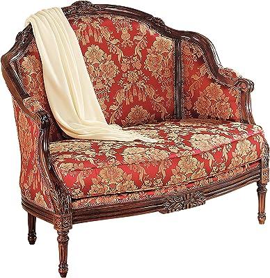 Amazon Com Design Toscano The Hawthorne Fainting Couch