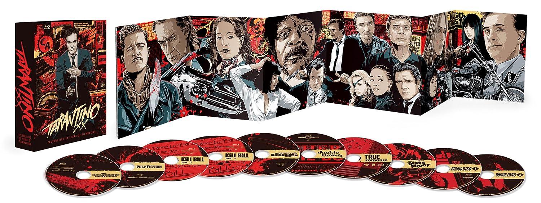 Tarantino XX 8-Film Collection [USA] [Blu-ray]: Amazon.es ...