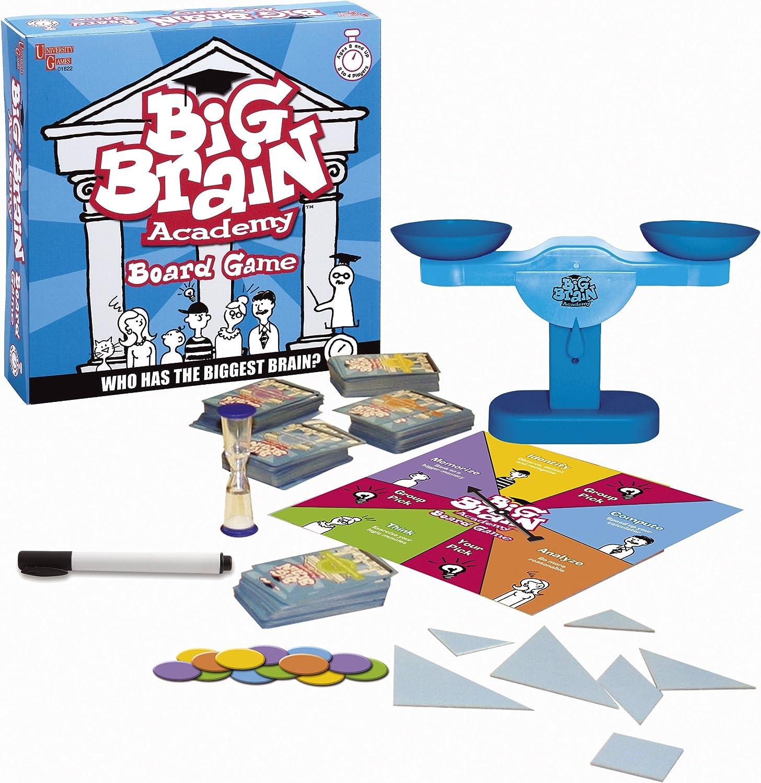 University Games Big Brain Academy Junta Juego: Amazon.es: Juguetes y juegos