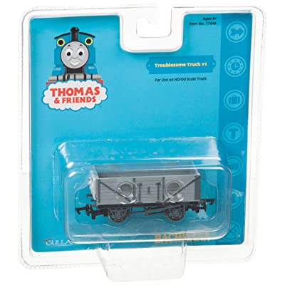 Bachmann Trains - THOMAS & FRIENDS TROUBLESOME TRUCK #1 - HO Scale: Toys & Games