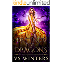 Destined for Dragons: An Adult Shifter Reverse Harem (The Bayou Queen's Curse Book 1)