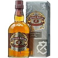 Whisky Chivas Regal 12 anos, 750ml
