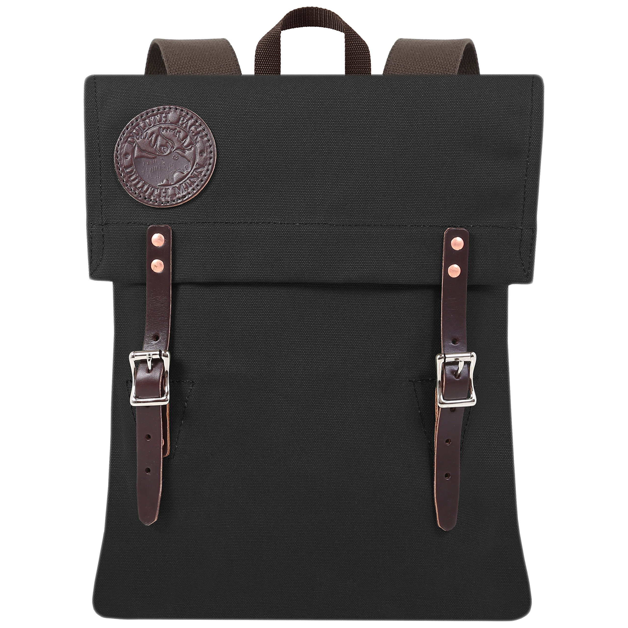 Duluth Pack Scout Deluxe Pack (Black) by Duluth Pack (Image #1)