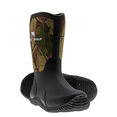 ArcticShield Kids Waterproof Durable Rubber Neoprene Outdoor Boots | Boots