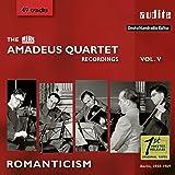 Romanticism (The RIAS Amadeus Quartet Recordings, Vol. V)