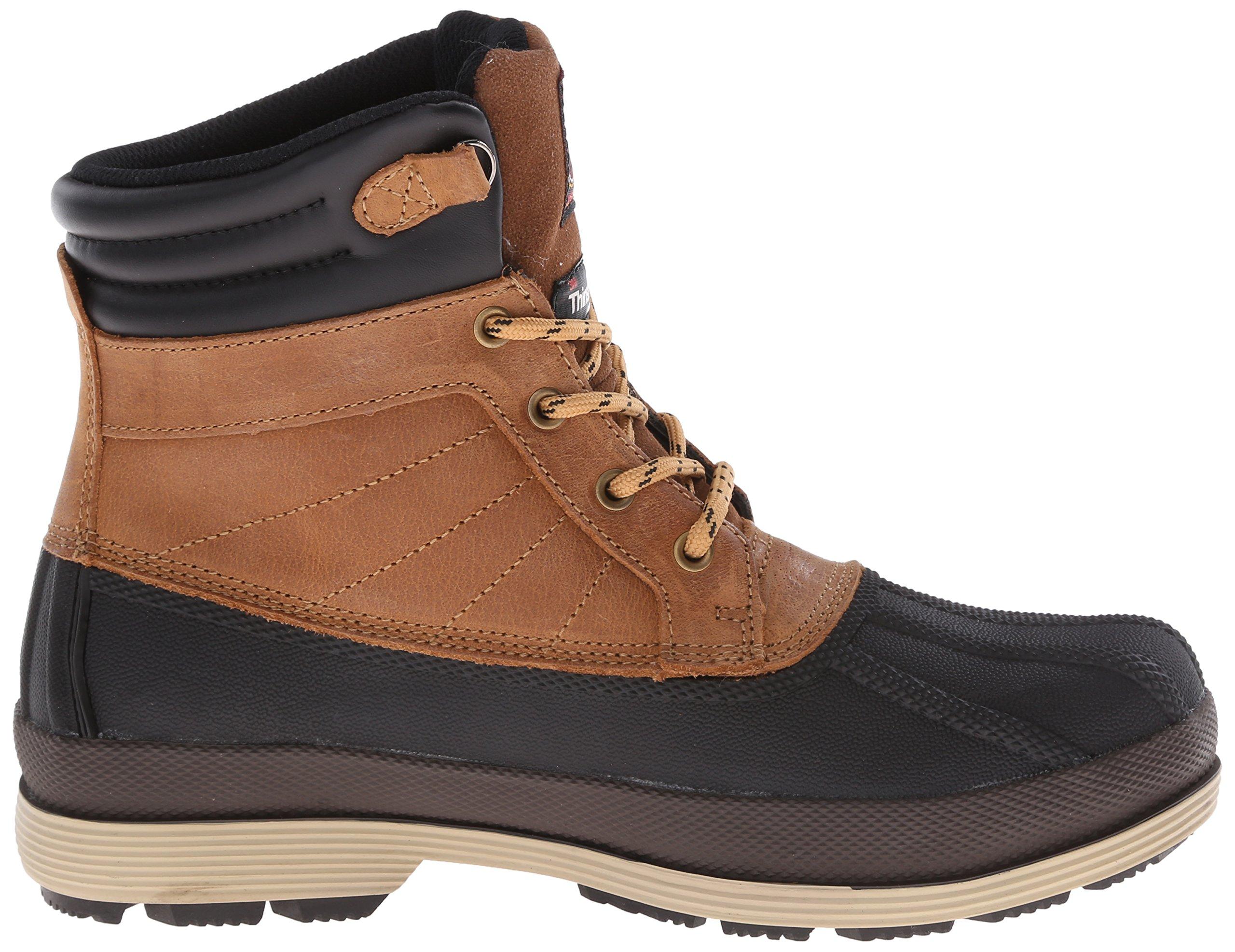 Skechers for Work Women's Duck Rain Boot, Brown, 5.5 M US by Skechers (Image #7)