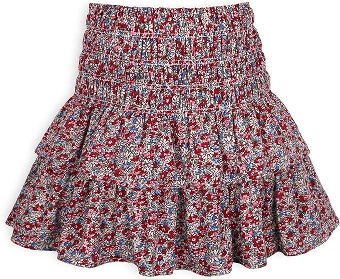 SoTeen - Falda con estampado de estrellas para niña, talla 12 ...