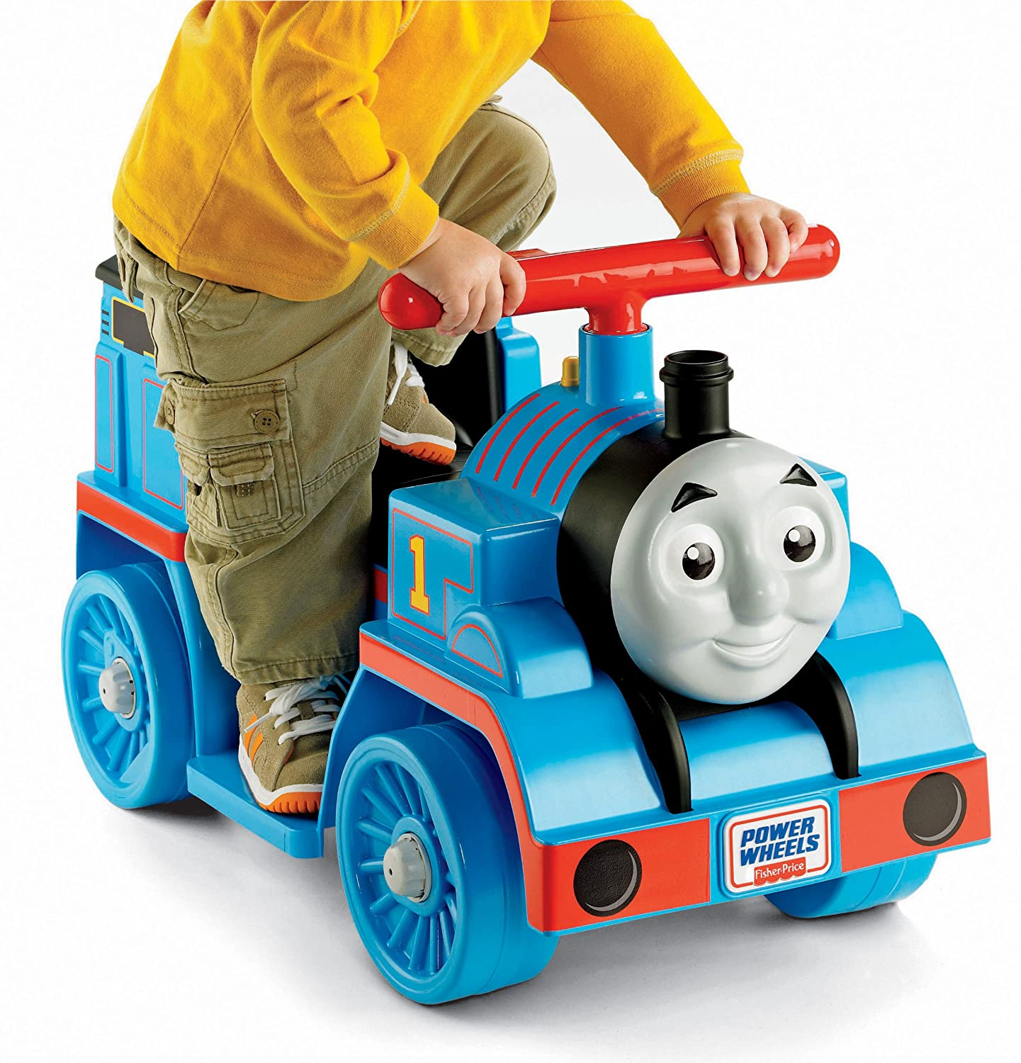 Amazon Power Wheels Thomas the Train Thomas the Tank Engine