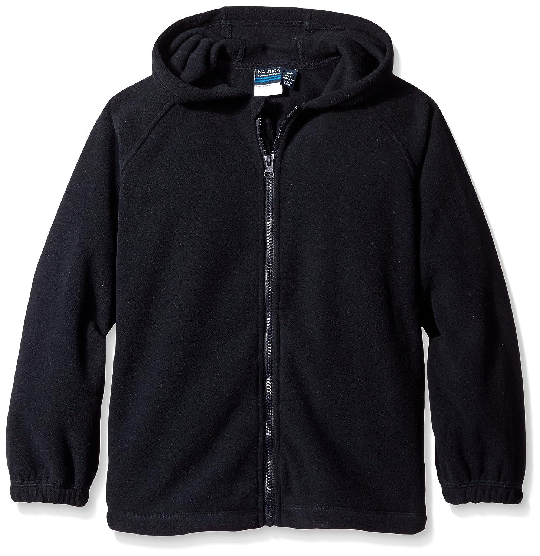 Nautica Boys' Unifrom Polar Fleece Jacket with Hood N821128P
