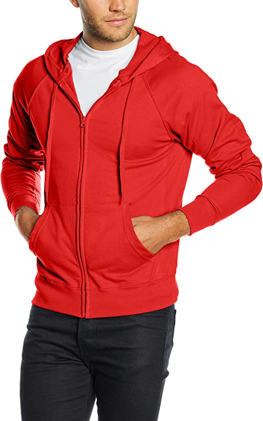 TALLA S. Fruit of the Loom Sudadera para Hombre