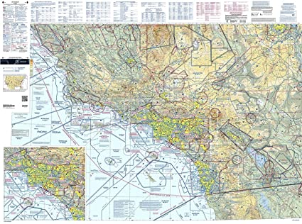 Sectional Air Map Amazon.com: FAA Chart: VFR Sectional LOS ANGELES SLA (Current