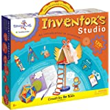"Creativity For Kids Spark!Lab Smithsonian ""Inventor's Studio"""