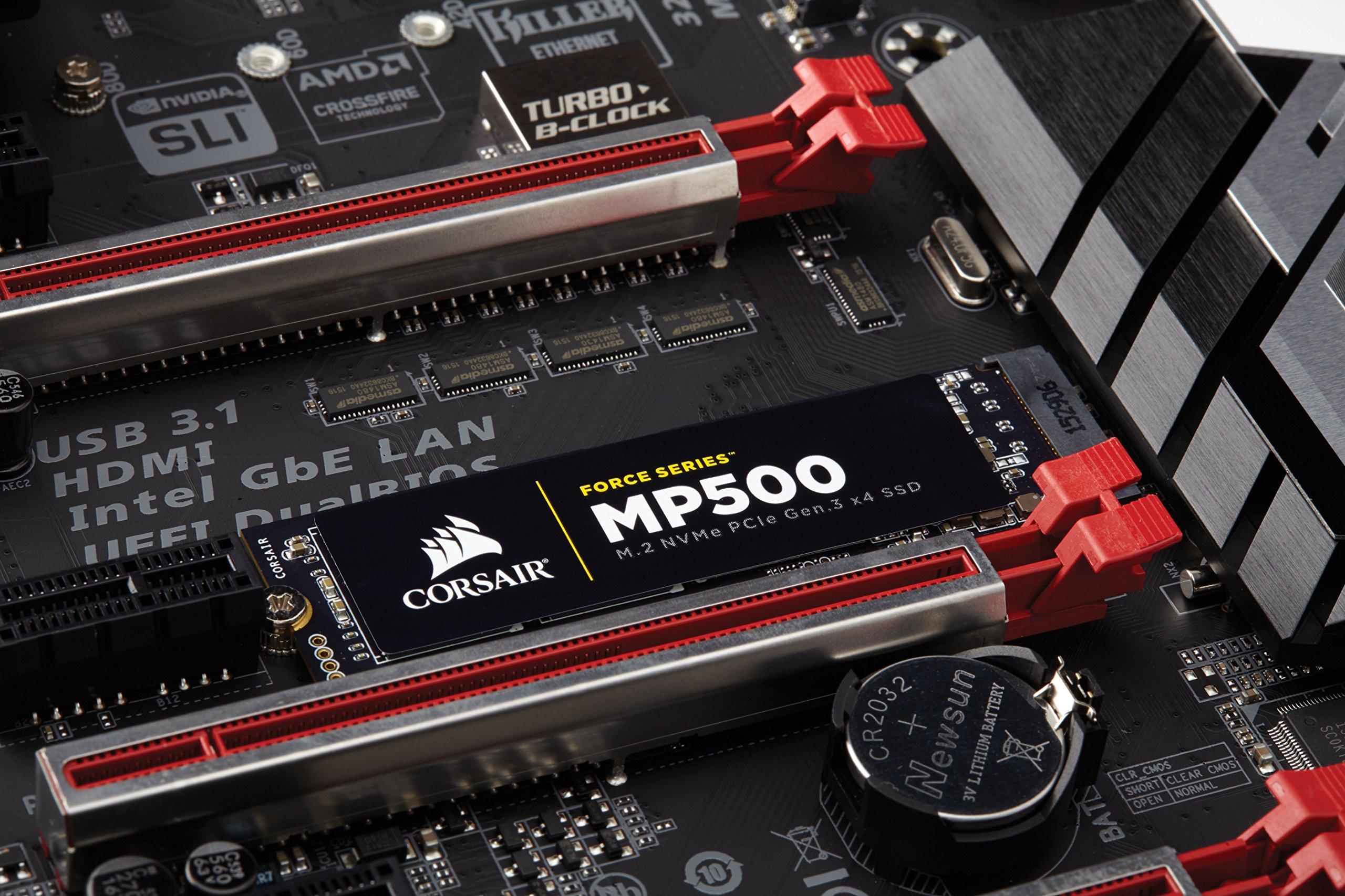 Corsair Force Series MP500 240GB M.2 NVMe PCIe Gen. 3 x4 SSD by Corsair (Image #8)