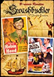 """Swashbuckler Double-Feature: """"The Black Pirates"""" & """"Tales of Robin Hood"""""""
